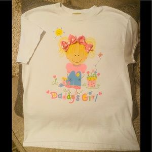Daddy's Girl Boutique Shirt 8/10